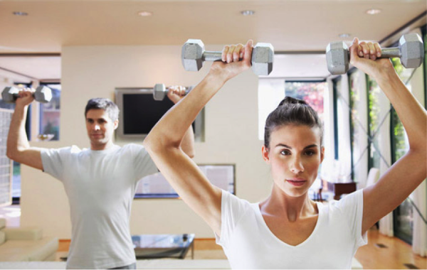 Building Your Own Home Workout Space