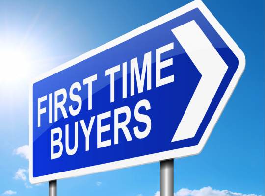 Benefits For First Time Buyers